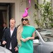 Lady Gaga震动时尚界娱乐界生物界的50个传奇造型