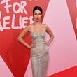 Bella Hadid 身着Roberto Cavalli出席Fashion for Relief晚宴