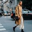 这个秋冬 最美的不是长外套+长裙吗?