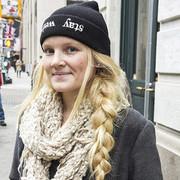 纽约街拍带给我们的秋冬美妆灵感