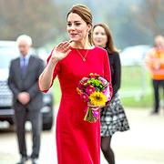 像凯特王妃一样怀了孕也能美美的