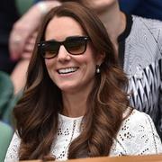 夏日将临,学凯特王妃玩转百变墨镜