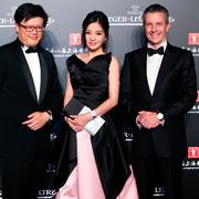 Roger Vivier携手众明星华美绽放 共襄第18届上海国际电影节