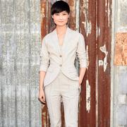李宇春领衔 纽约时装周华人女星街拍