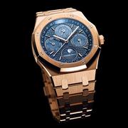 爱彼推出全新皇家橡树 万年历腕表