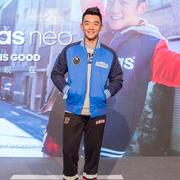 adidas neo 2016携手郑恺一起翻新样