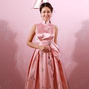 林心如刘诗诗 那些美新娘穿热的传统婚礼服