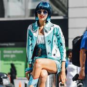 2017春夏纽约时装周街拍 Day5