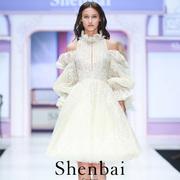 """Ballade Parisienne 叙·時光""正式揭幕 Shenbai压轴大秀重塑经典之美"