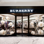 BURBERRY北京SKP精品店盛大开幕