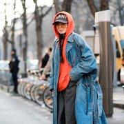 卫衣+大衣 年度最佳CP