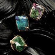 Pomellato耀献Ritratto特别系列  以独特珍宝庆品牌创立50周年