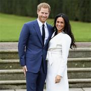 从美剧明星到下一任王妃,哈里王子的订婚对象就是她