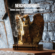 HOODS香港/北京9周年纪念,NEIGHBORHOOD限定系列12月30日隆重登场