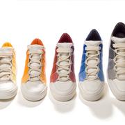 波普色彩演绎Ermenegildo Zegna杰尼亚美学 Tiziano Rainbow限量版全新配色运动鞋面世