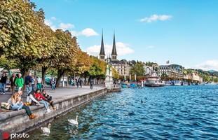"""瑞士四森林州湖 四森林州湖就是盧塞恩(琉森)旁的這座湖泊,英語國家的人們習慣將它叫作""""盧塞恩湖""""。..."""