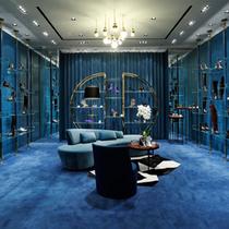 Sergio Rossi北京新光天地女士鞋履精品店于四楼新区盛大开幕