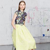 2015早春度假系列 端庄口袋裙
