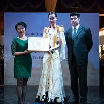 Endotinn恩蒂携手世界小姐中国区总冠军杜暘出征全球总决赛