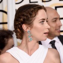金球奖上赢得最受欢迎发型奖的是
