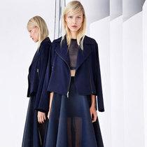 2015早春系列 薄纱廓型透视