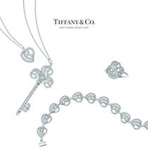 蒂芙尼温情呈献Tiffany Enchant Heart系列璀璨珠宝