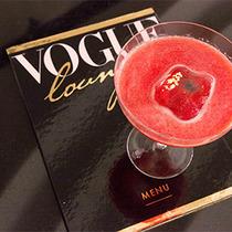 Vogue Lounge曼谷 羊年春节特调鸡尾酒-康泰纳仕国际餐厅
