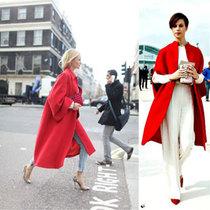 羊年置装沾喜气 魅力红色5大装扮