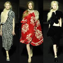 Suzy Menkes:伦敦时装周第二天