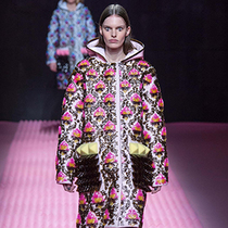 Suzy Menkes at London Fashion Week: Day Three