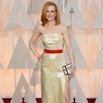 海瑞温斯顿璀璨闪耀第87届奥斯卡金像奖颁奖礼红毯