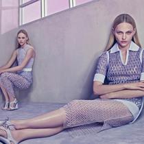 Balenciaga 2015春夏女装广告