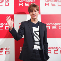 "Samsonite Red 2015春夏 李敏镐演绎""Samsonite Red红标主张"""