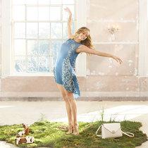 从英伦来的爱 Cressida Bonas演绎Mulberry 2015春夏系列