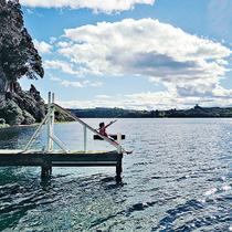 新西兰罗托鲁瓦  拜会毛利族