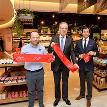老佛爷百货法式食品超市首度登陆中国
