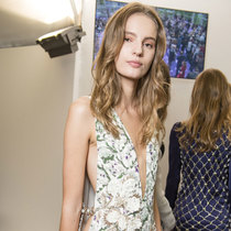 Christian Dior 2015秋冬高定后台揭秘