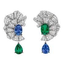 Dior顶级珠宝Soie Dior系列发布