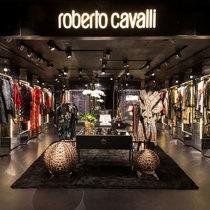 Roberto Cavalli香港新店开幕