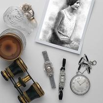 爱彼女装腕表百年时光展暨千禧系列新品