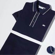 挥动球拍优雅尽现 LACOSTE推出全新复古网球POLO衫