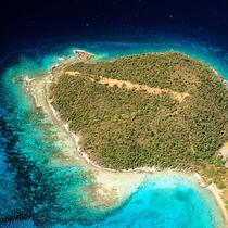 加勒比海迷人四岛