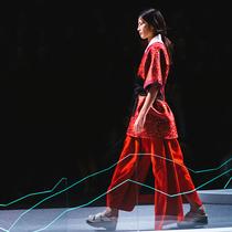 中外时装品牌齐聚申城 #上海时装周2016春夏#首日融汇东西气象