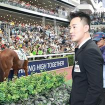 林峯、佘诗曼、一众香港小姐及城中名人明星云集香港沙田马场 闪耀「六福珠宝赛马日」一同为爱加冕
