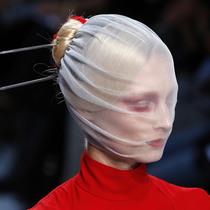 告别血腥特效化妆 来自秀场的11个万圣节妆容灵感