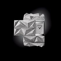 爱彼高级珠宝腕表钻石朋克问鼎2015年日内瓦高级钟表大赏