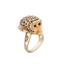 卡瑞拉•卡瑞拉推出全新生肖猴系列戒指,献礼中国传统
