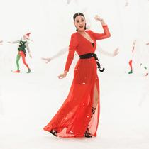 KATY PERRY演绎H&M 假日系列广告短片完整首播