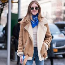 皮革单品让你潇洒入冬