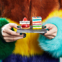 北京长安街W酒店携手Chictopia首推W T TIME — 以彩虹色装扮这个节日季